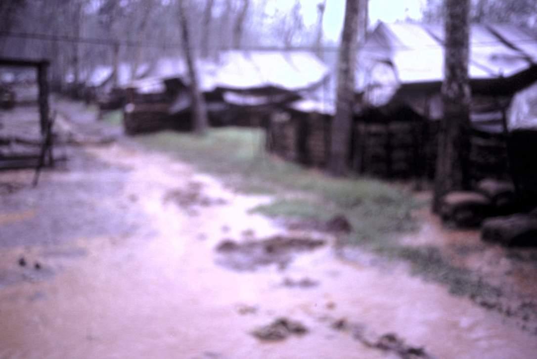 4RAR lines in the 'big wet'.