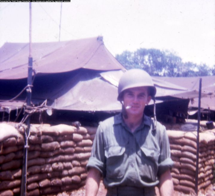 Bill REEDS age 22 Vietnam 1968-69