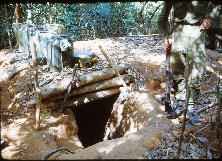 Bunker 12th July